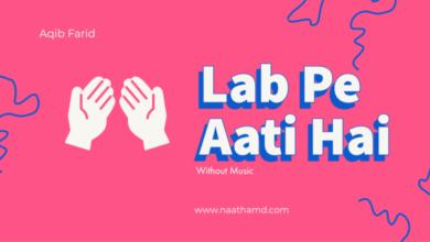 Lab Pe Aati Hai